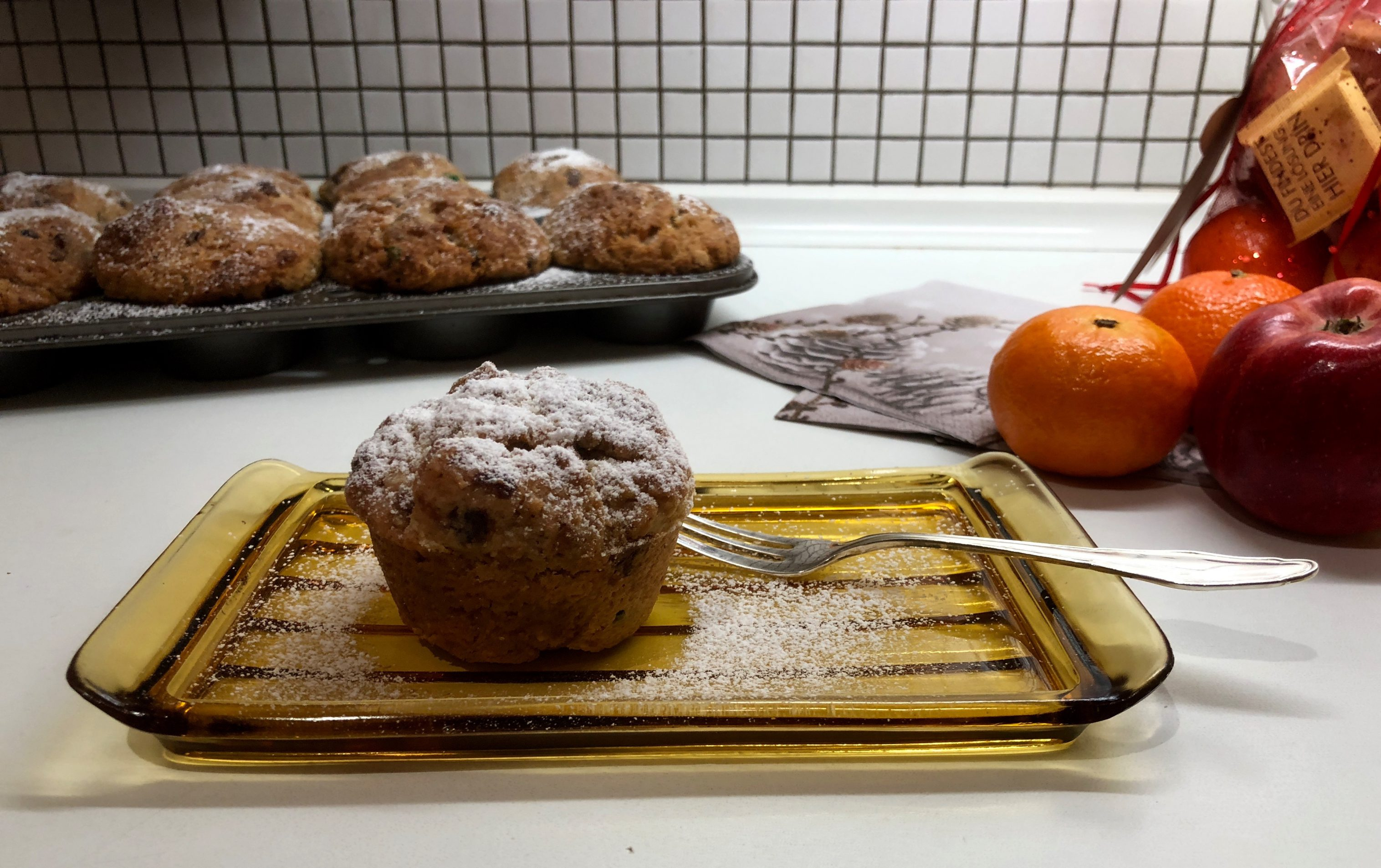 Winter-Muffins